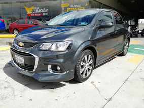 Chevrolet Sonic Premier 2017 4 Cil. 1.6 Lts.