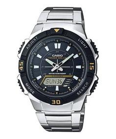 Relógio Masculino Casio Aq-s800wd-1evdf(original Vitrine)