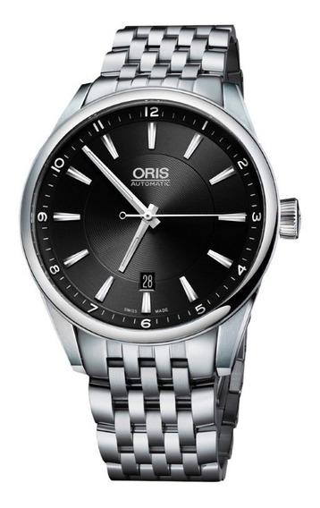 Reloj Oris Artix Date 73376424034 Tienda Oficial