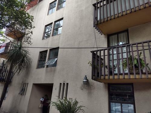 Departamento En Venta En Coyoacan