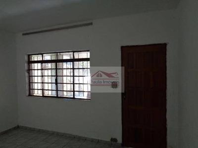 Casa Residencial Para Locação, Parque Novo Mundo, São Paulo. - Ca0324