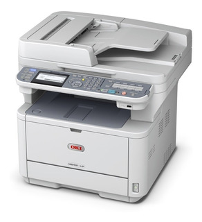 Impresora Multifuncional Oki Mb491+lp (nueva)
