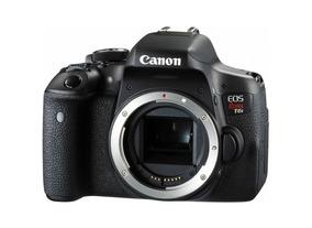 Câmera Canon T6i (corpo) + Memória 16gb + Tripé