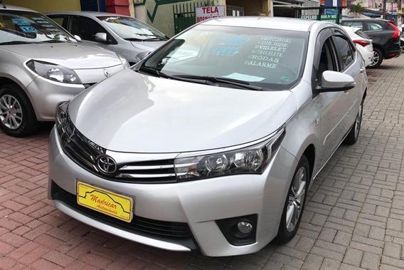 Toyota Corolla Xei 2.0 2015 - Completo!