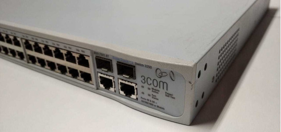 Switch 3com Superstack 3 3250