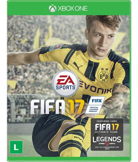 Jogo Fifa 17 - Xbox One Mídia Física Lacrado