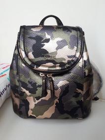 Bolsa Guess Camouflage Metalizada -produto Novo E Autêntico