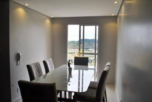 Apartamento À Venda, 48 M² Por R$ 172.000,00 - Conjunto Marcos Freire - Guarulhos/sp - Ap14013