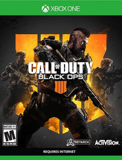 Call Of Duty Black Ops 4 Xbox One