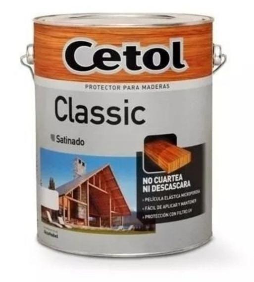 Cetol Classic Satinado X 20l + Envio Pintureria Don Luis Mdp