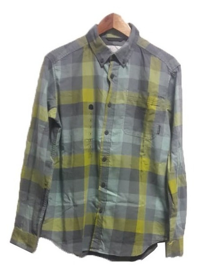 Camisa Columbia Hombre Manga Larga Out And Back