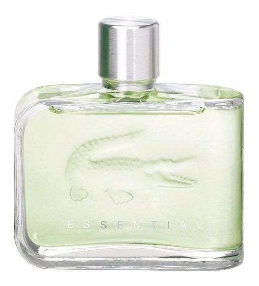 Perfume Lacoste Essential 125 Ml Eau De Toilette Masculino