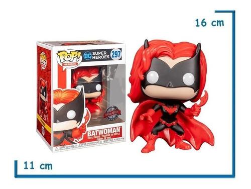 Funko Pop Dc Super Heroes Batwoman 297 Edicion Especial