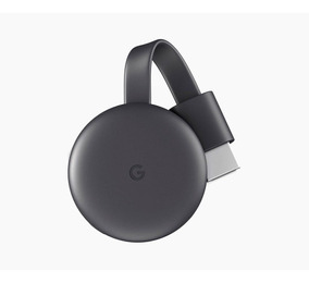 Google Chromecast 3 Hdmi 1080p Novo Original Cromecast