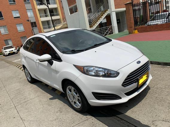 Ford Fiesta Se Automatico