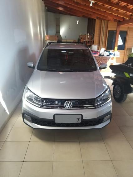 Volkswagen Saveiro Cross 1.6 2017 G7 Impecavel Aceito Troca