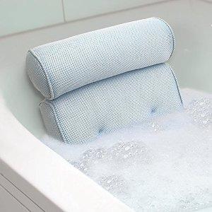 Home Spa Baño Pillow - Comodidad De Apoyo Para El Cuello Y L