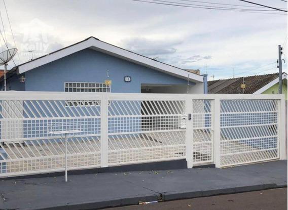 Casa Com 3 Dormitórios À Venda, 127 M² Por R$ 210.000,00 - Cohab - Presidente Prudente/sp - Ca0766