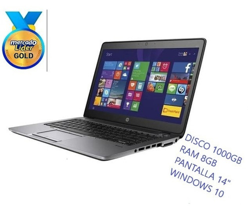 Laptop Portátil Hp Core I5 8va Gen 8gb 1000gb Led 14, I3/i7