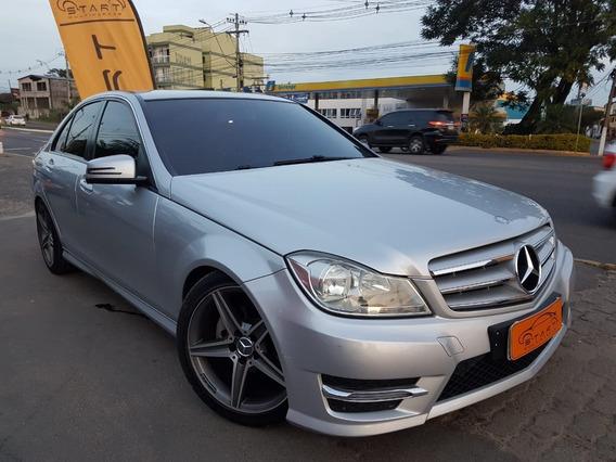 Mercedes-benz C 180 1.6 Cgi Esporte 16v Turbo Gasolina 4p