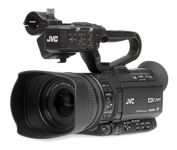 Jvc Gy-hm250 Filmadora 4k Streaming Com Nf