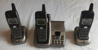 Telefonos Inalambricos Uniden, Contestadora!!!