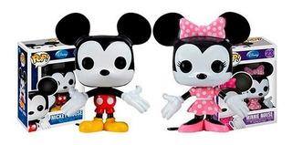 Muñecos Pop Pack X 4 Disney