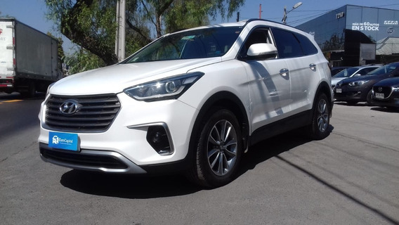 Hyundai Grand Santa Fe Premium 3.3 At 2018