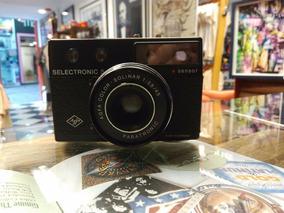 Máquina Fotográfica Agfa Selectronic S