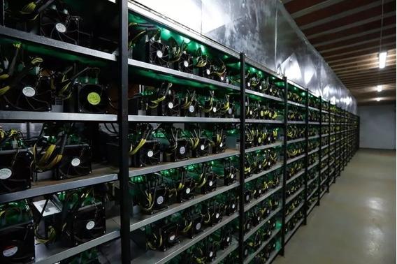 Contrato Mineração Bitcoin