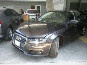 Audi A4 2.0 T Fsi 2011 Chocado