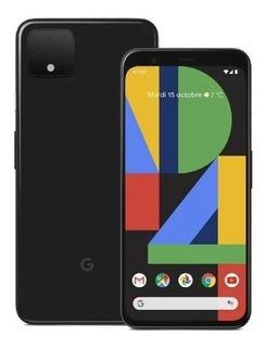 Google Pixel 4 128gb Desbloqueado Preto