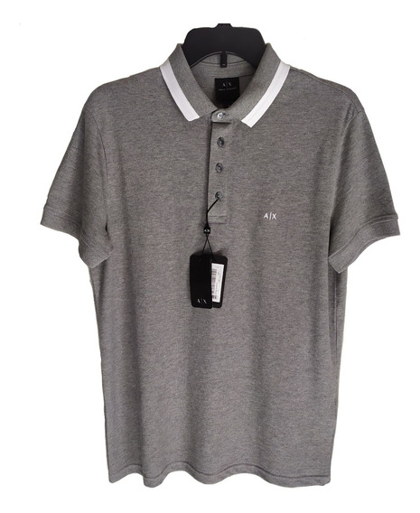 Playera Tipo Polo Armani Exchange 100% Original