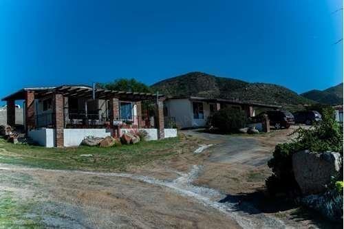 Villas En Venta Valle De Guadalupe, Ensenada. Negocio Generando 70mil Pesos Mensuales En Renta Comprobables