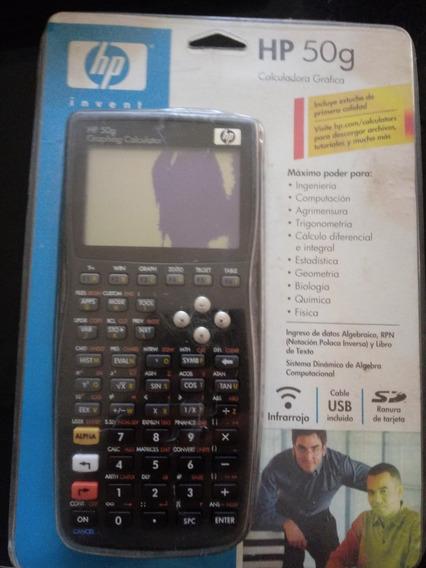 Calculadora Hp 50g - Tela Defeito Lacrada