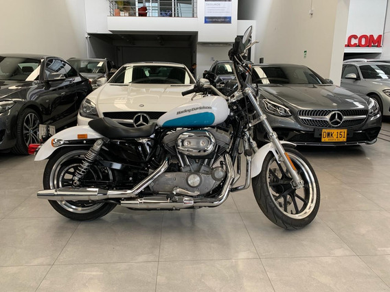 Harley Davidson Xl 883l Sportster