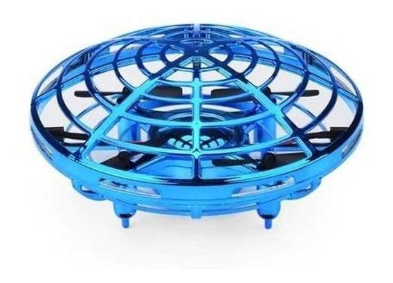 Drone Ufo Com Carregador Usb - Azul - Candide - 1104