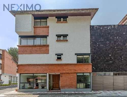 Casa En Venta Sobre Avenida Toluca, Olivar De Los Padres