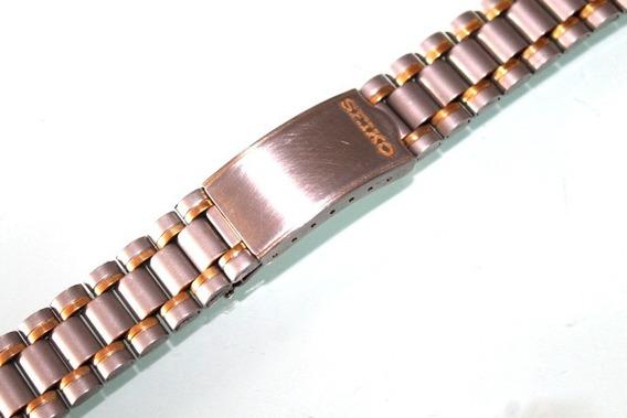 Pulseira Seiko 20cm Terminal 18mm (fret Grátis)