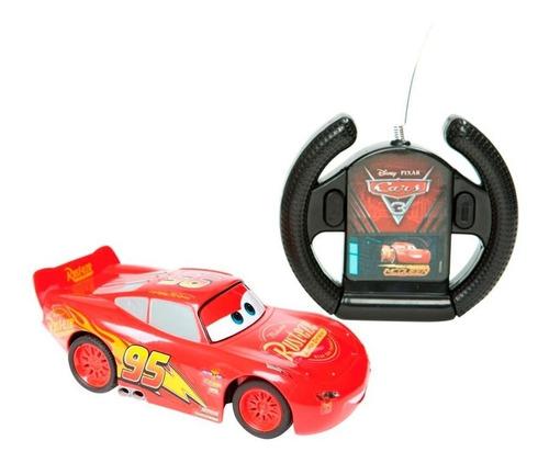 Carrinho Mcqueen Controle Remoto 1:32 Carros 3 Disney