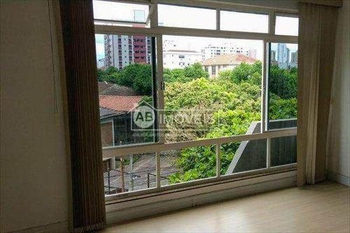 Apartamento Com 2 Dorms, Embaré, Santos - R$ 365 Mil, Cod: 1300 - V1300