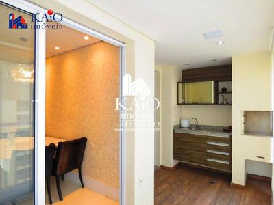 Aceita Permuta!apartamento Com 3 Dormitórios 115m²