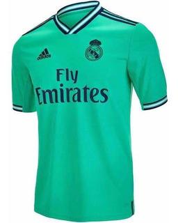 Camisa Real Madrid Oficial Versão Jogador Fotos Reais