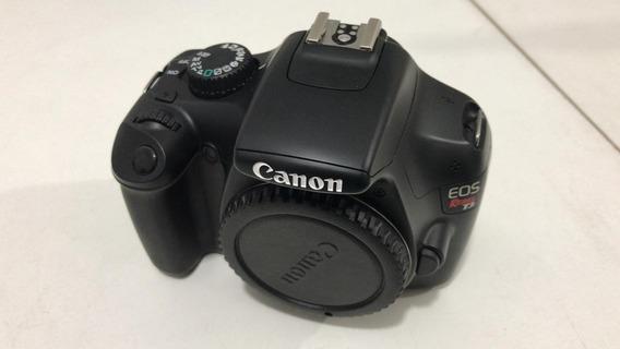 Camera Canon Eos Rebel T3 Sem Lente *ler Descrição*