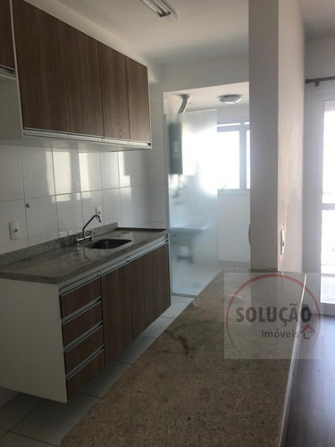 Apartamento A Venda No Bairro Fundação Em São Caetano Do - 907-1