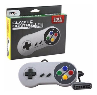 Control Generico Para Súper Nintendo Edicion Super Famicom
