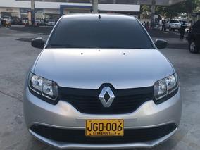 Renault Sandero Authentique Gris Plata