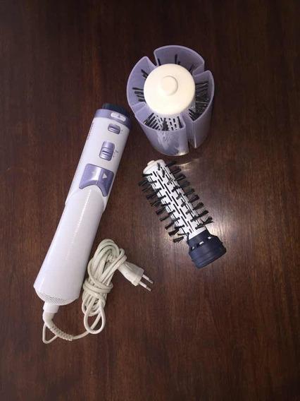 Escova Rotatória Modeladora Philips