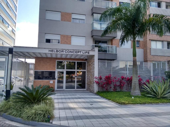Apartamento Com 1 Dormitório À Venda, 46 M² Por R$ 435.000,00 - Jardim Armênia - Mogi Das Cruzes/sp - Ap0168