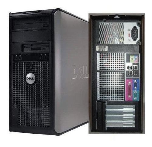 Imagen 1 de 2 de Cpu Dell Optiplex 760 Barato Escolar